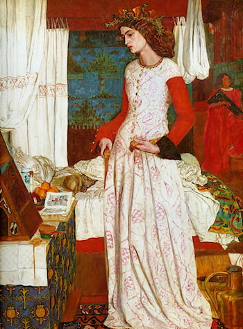 Guinevere by William Morris