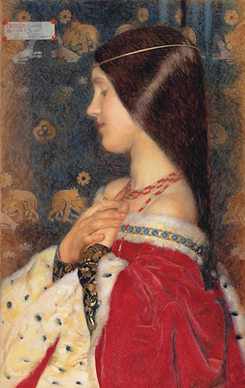 The Fair Griselda by Frank Cadogan Cowper