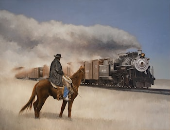 The Great Western by Lee Alban