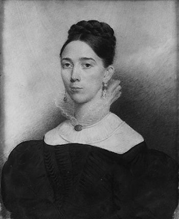 Mrs. Alice Goudry of Wilmington, Massachusetts by Eliza Goodridge
