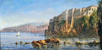 Sorrento by Achille Solario