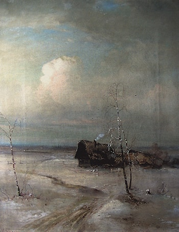 Early Spring by Aleksey Savrasov