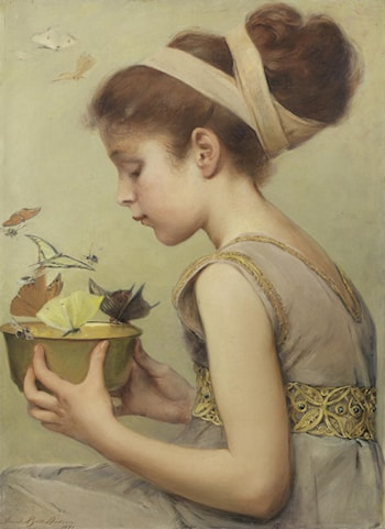 Butterflies by Sarah Paxton Ball Dodson