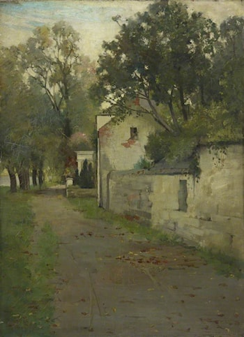 My House at Rhu by James Guthrie