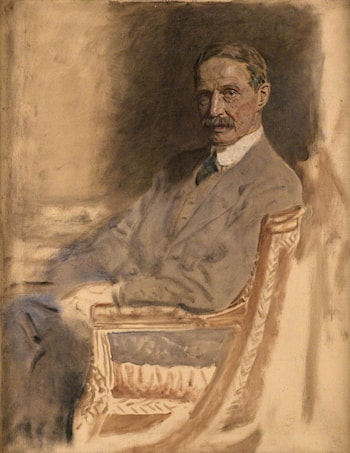 Andrew Bonar Law (1858–1923) by James Guthrie