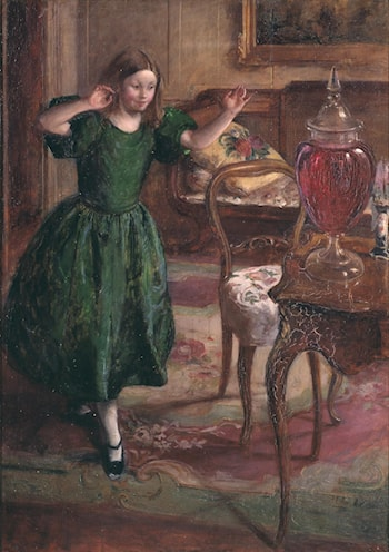 Rosamund and the Purple Jar by Henry Tonks