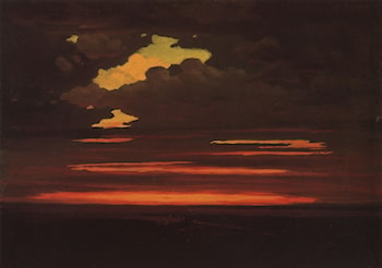 Clouds by Arkhip Kuindzhi