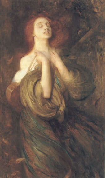 Autumn by Arthur Hacker