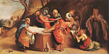 Deposition by Lorenzo Lotto