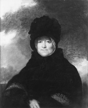 Mrs. William Thomas by John Wesley Jarvis