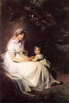 Lady Templeton and her Son by Sir Thomas Lawrence