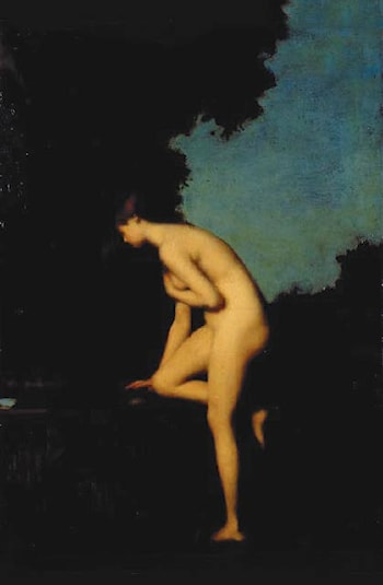 La Fontaine by Jean-Jacques Henner