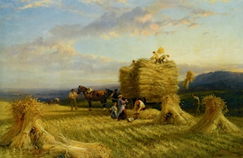The Last Load by George Cole, Snr.