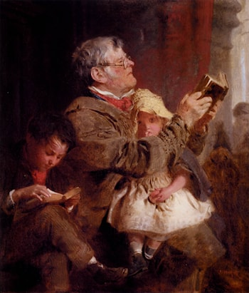 Finding The Text by John Morgan