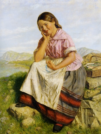 Happy Thoughts by Joseph Edward Worrall