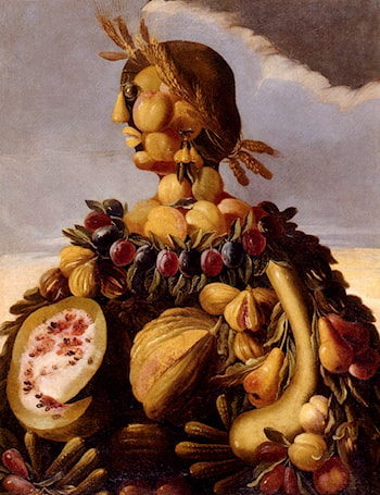 The Seasons Pic 4 by Giuseppe Arcimboldo