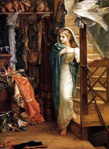The Property Room by Arthur Hughes