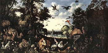 The Paradise by Roelandt Jacobsz Savery