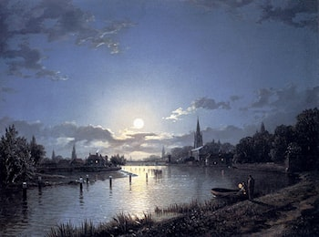 Marlow On Thames by Henry Pether
