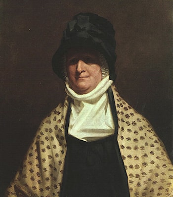 Mrs. Colin Campbell of Park by Sir Henry Raeburn
