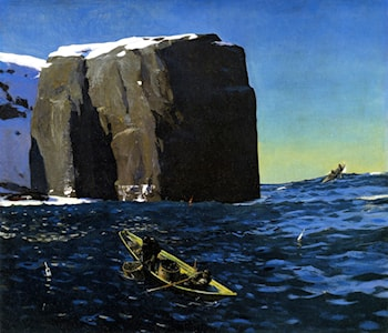 Toilers of the Sea by Rockwell Kent