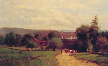 Spring by George Inness