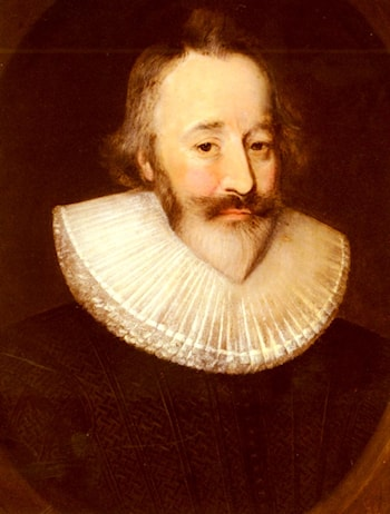 Portrait Of Sir Henry Spiller Of Laleham by Cornelius Janssens (Johnson) Ceulen